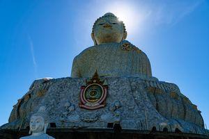 Budha in Phuket
