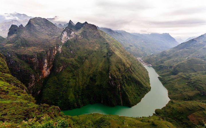 Nho Que River - Vietnam Landscape