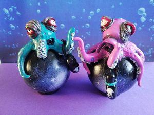Yurei octopus