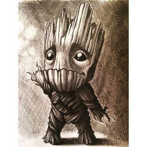 Baby Groot - JGeorgedraws
