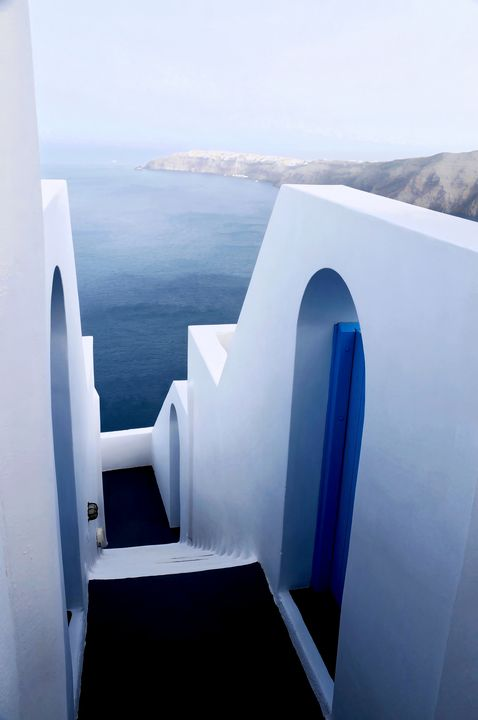 Beautiful Santorini - Dimage Studios