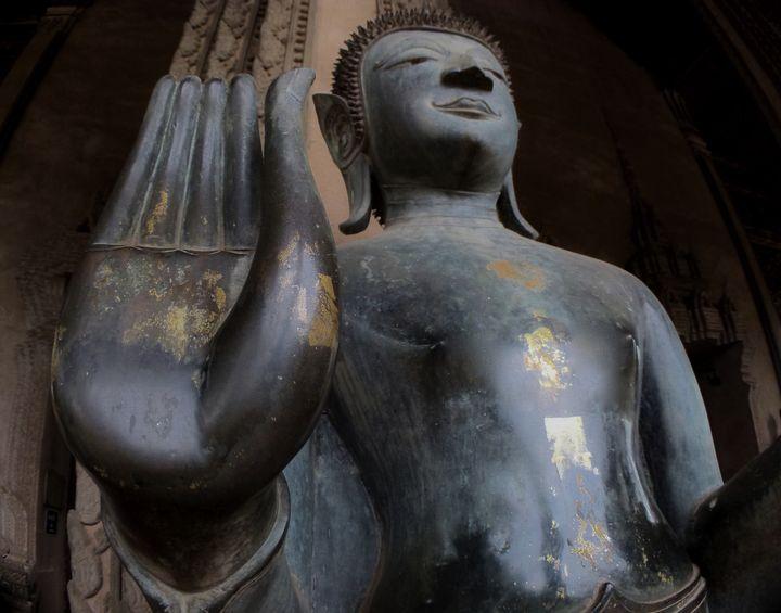 Laotian Buddha - Dimage Studios