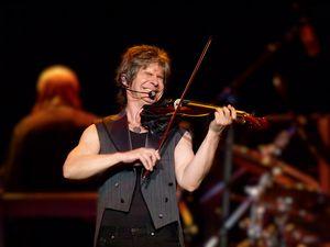 Kansas Violinist in Concert
