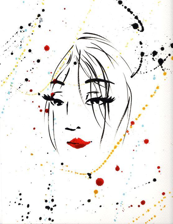 Red Lips - Kiri
