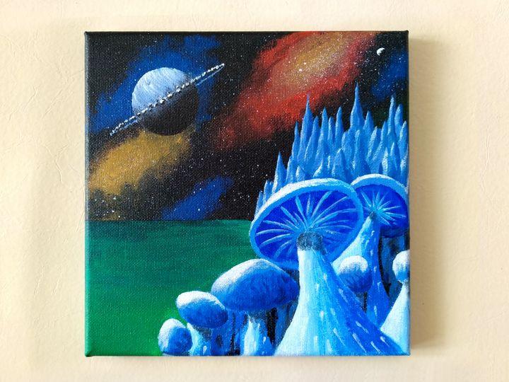 Fantastic Mushrooms - Vlad.Kar