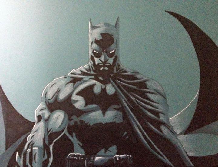 The Dark Knight - Calibassist_Art