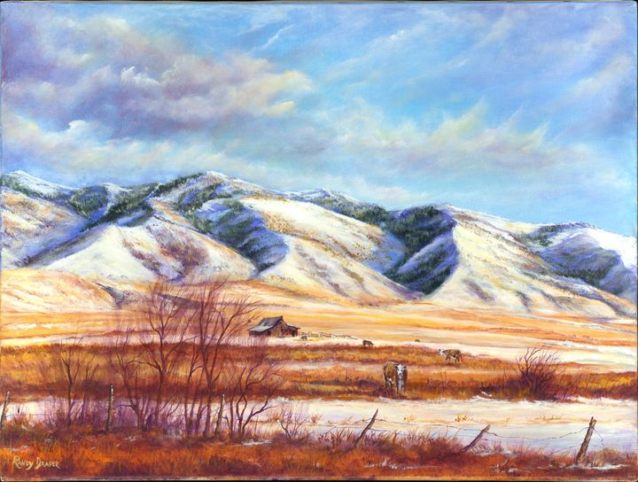 High Valley Pasture - Randy Draper