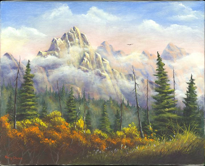 Mountain Mist - Randy Draper