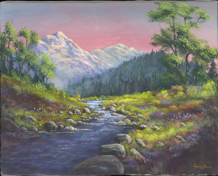 Springtime in the Mountains - Randy Draper