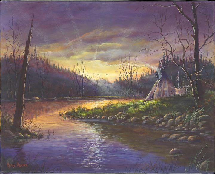 Valley Camp - Randy Draper