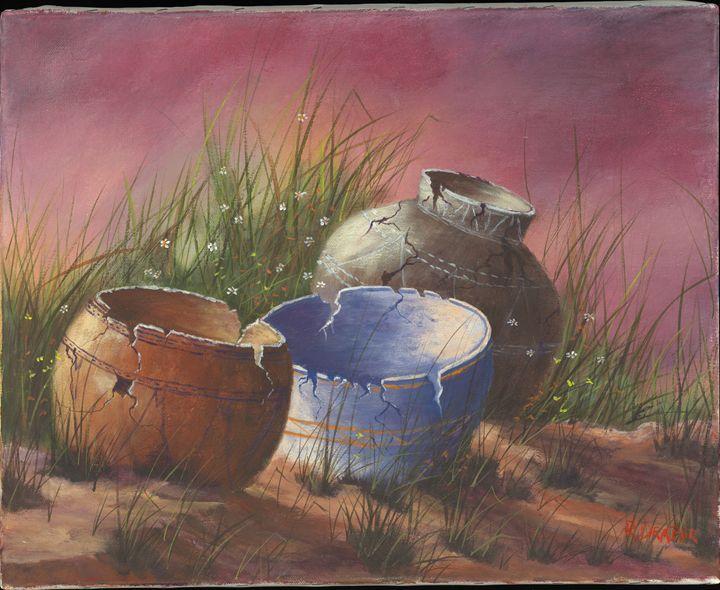 Forgotten Pottery - Randy Draper