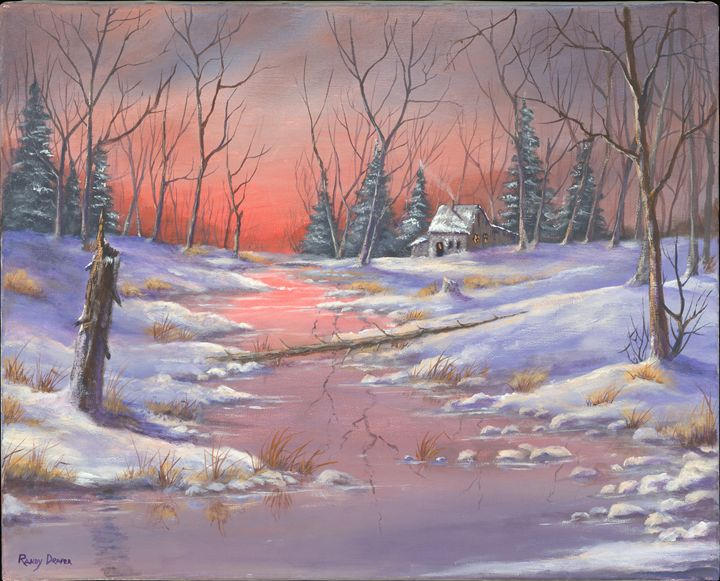 Frosty Morning - Randy Draper