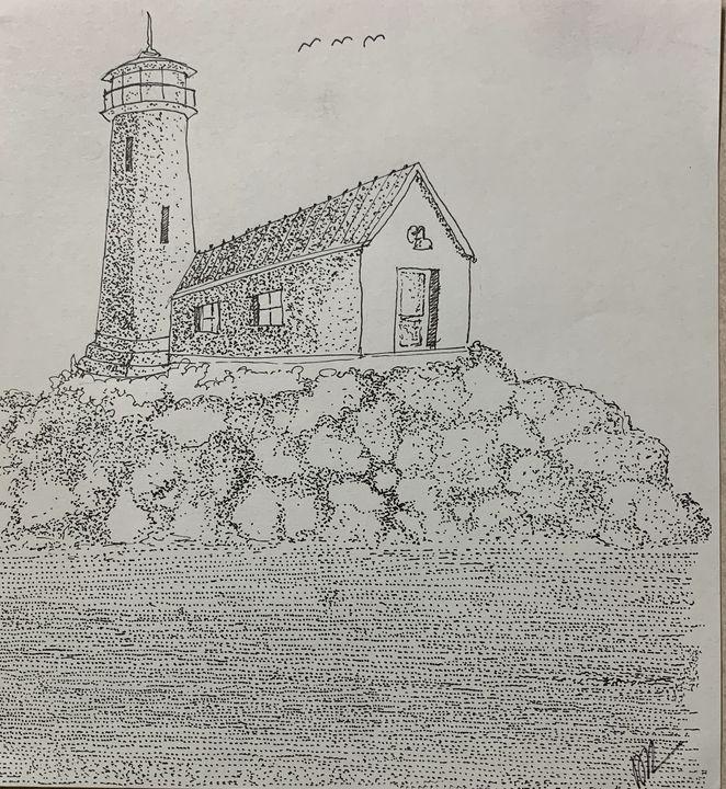 Lighthouse - David's Art