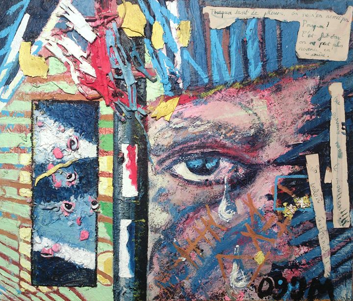 Cries - JM's Art