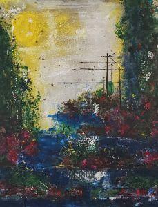 Sun and Water - Joanna Dehn Beresford