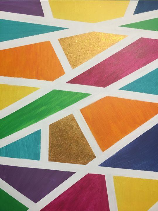 Color tiles - Sarah Bolyard
