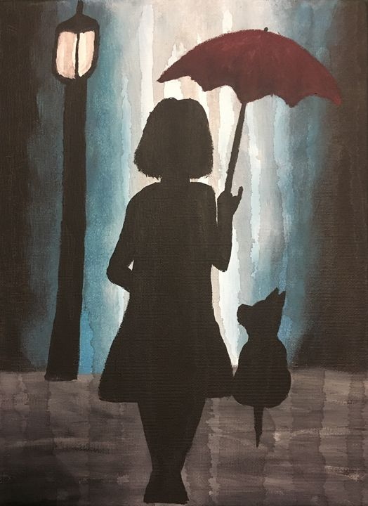 Rainy Night - Sarah Bolyard