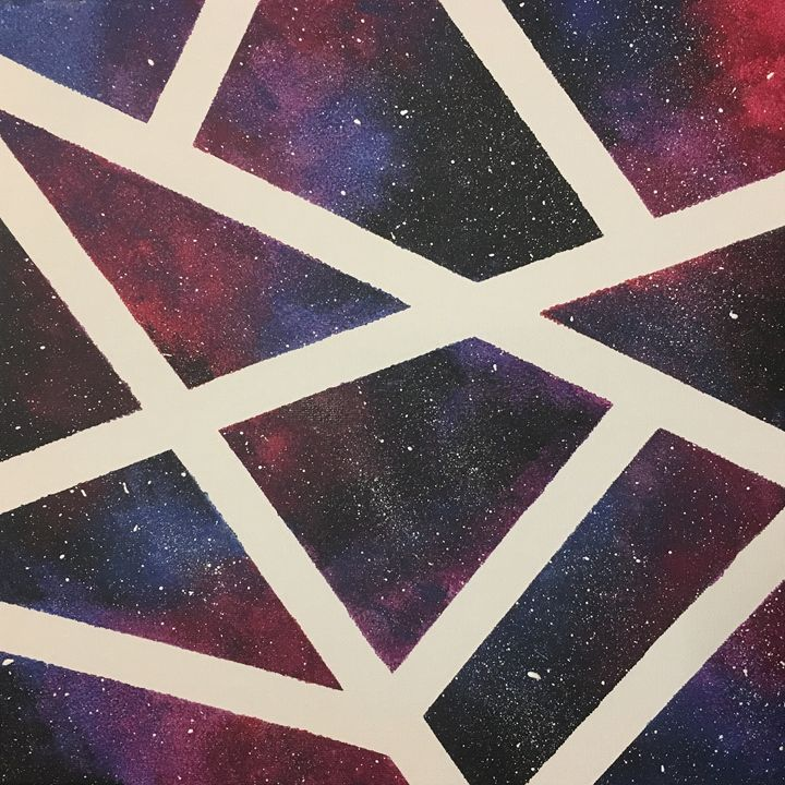 Galaxy Tape Releif - Sarah Bolyard