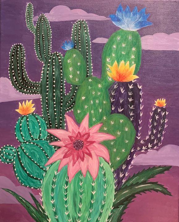 Cacti - Sarah Bolyard