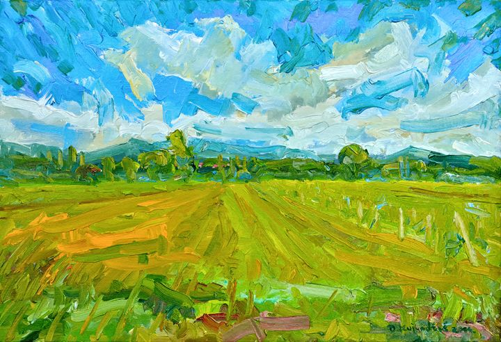landscape -  Deniscroart