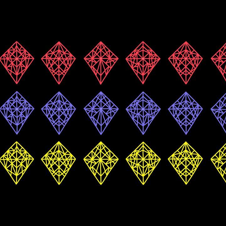 Neon Kites - Mandira Dhawan