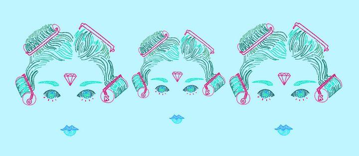 High Roller Blue - Mandira Dhawan