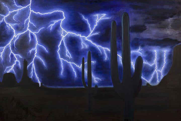 Desert Storm - Brian Jensen