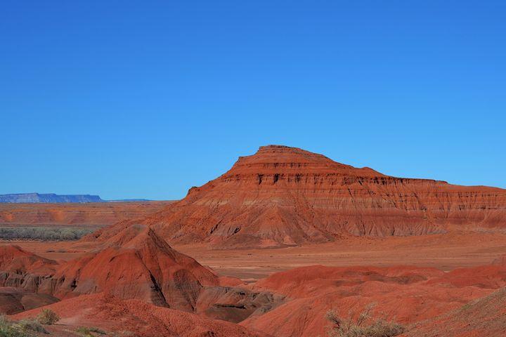 Arizona high desert - 56th Street Photo