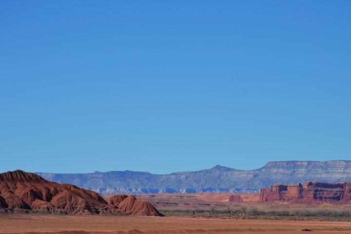 Arizona desert - 56th Street Photo