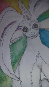 Ethereal Hare in Colour