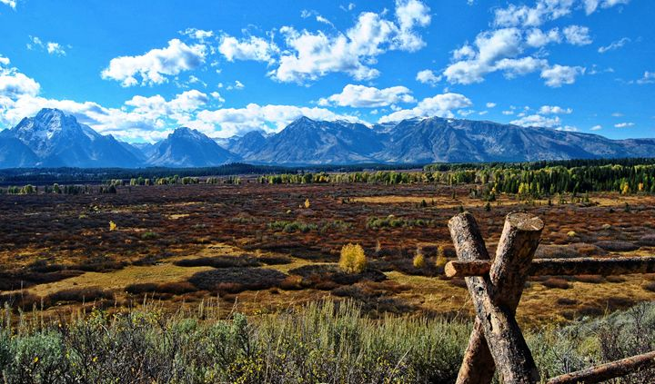 Landscape Mountains - Mistyck Moon Creations Gallery