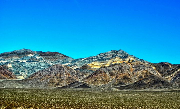 Desert Canyon Colors - Mistyck Moon Creations Gallery