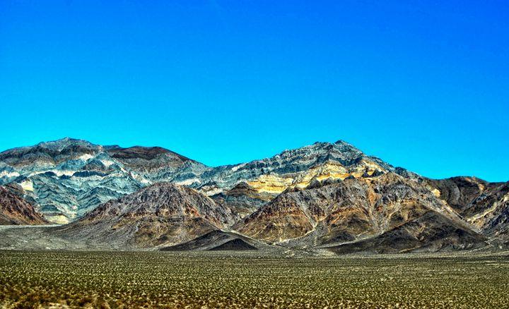 Desert Canyon Colors - Mistyck Moon's Turmoil Of The Mind