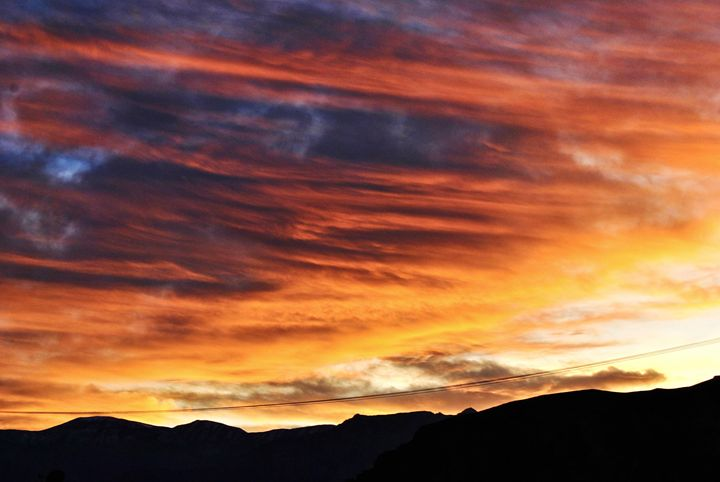 Fire In The Sky - Mistyck Moon Creations Gallery