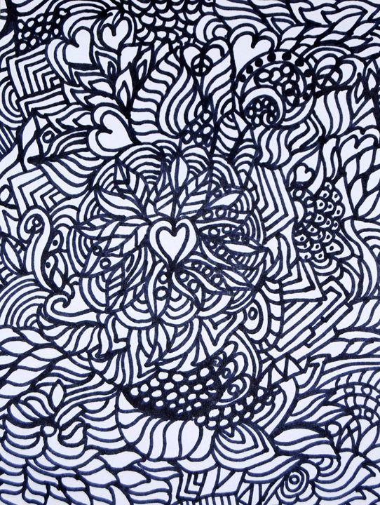 Loving Hearts - Mistyck Moon's Turmoil Of The Mind