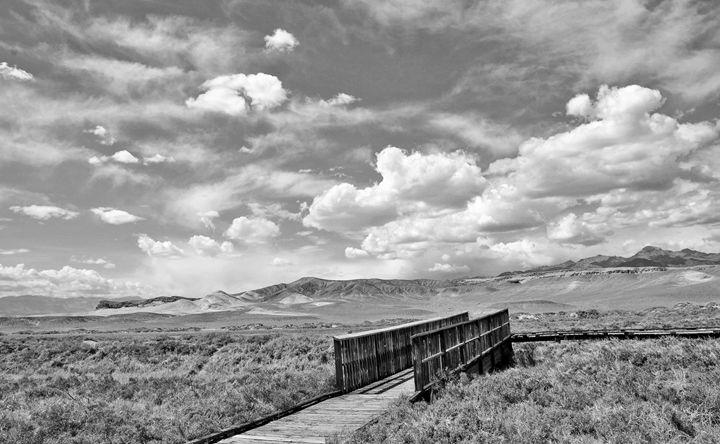 Desert Bridge - Mistyck Moon Creations Gallery