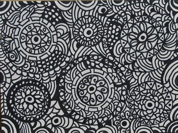 Orbits - Mistyck Moon's Turmoil Of The Mind