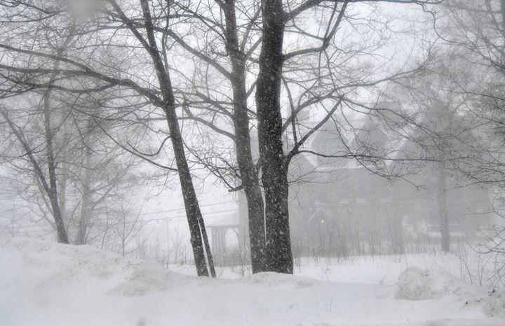 Winter Storm - Mistyck Moon's Turmoil Of The Mind