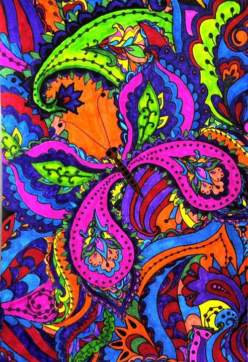 Butterfly Dreams - Mistyck Moon's Turmoil Of The Mind