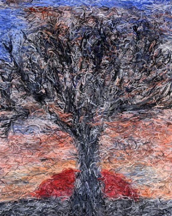 The Rough Side - Mistyck Moon's Turmoil Of The Mind