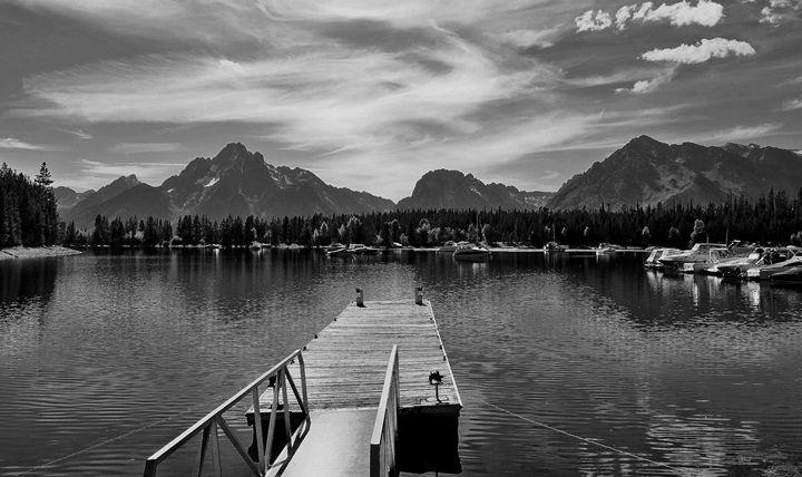 Lake View - Mistyck Moon's Turmoil Of The Mind