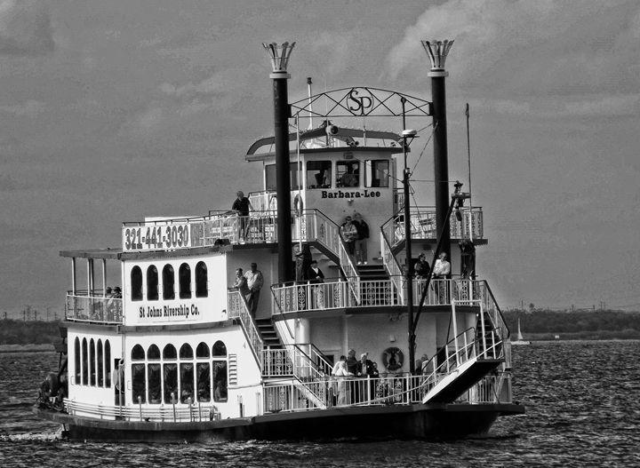 St. John's River Boat Cruise - Mistyck Moon Creations Gallery