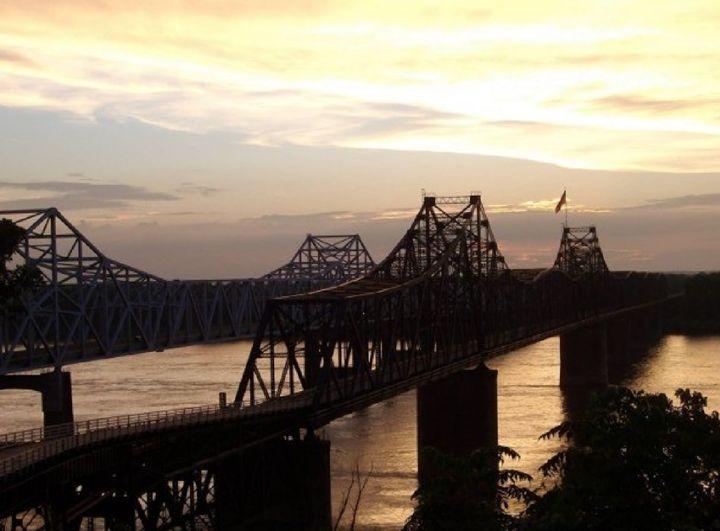 Sunset On The Bridge - Mistyck Moon's Turmoil Of The Mind