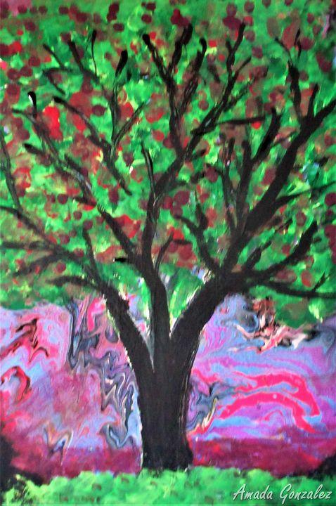 Summer Tree - Mistyck Moon's Turmoil Of The Mind