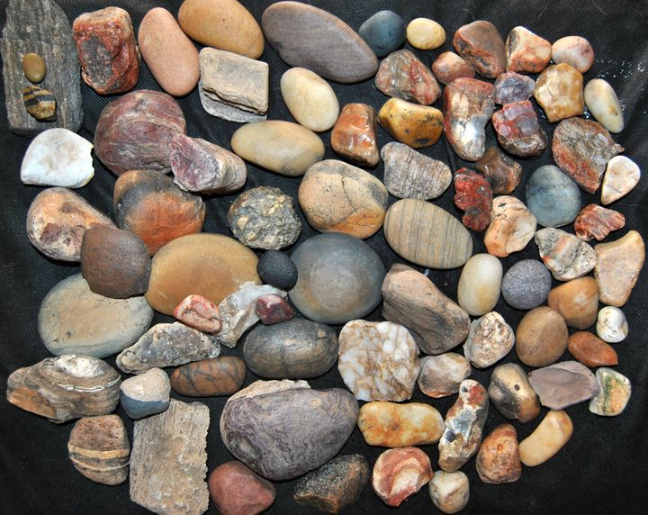 Arizona Rock Collection - Mistyck Moon Creations Gallery