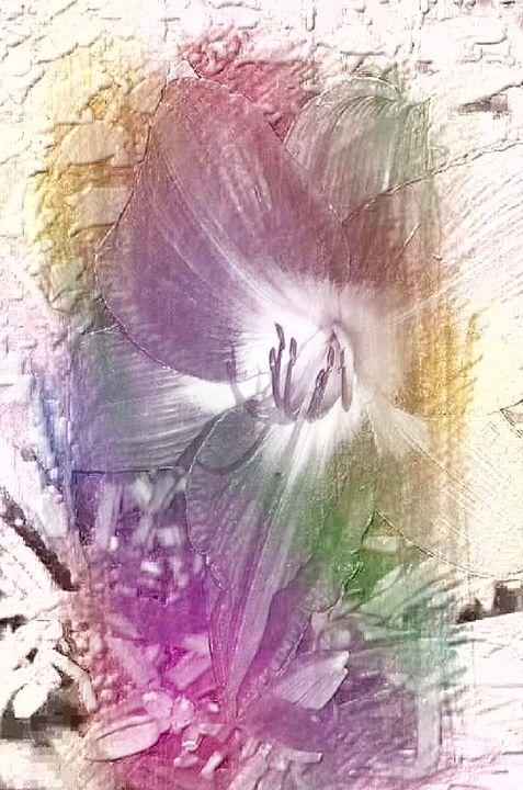 Etched Iris - Mistyck Moon's Turmoil Of The Mind