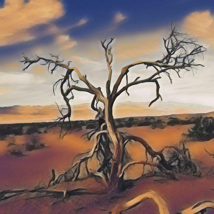 Dead Tree Of Life - Mistyck Moon's Turmoil Of The Mind