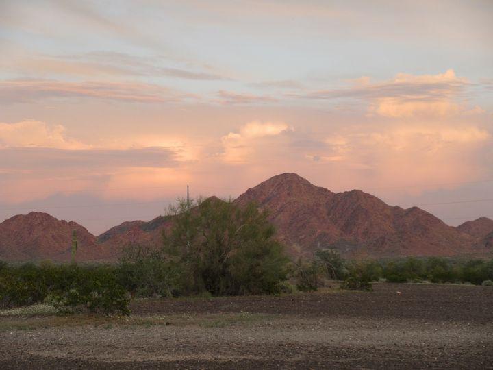 Ehrenberg, Arizona - Mistyck Moon's Turmoil Of The Mind