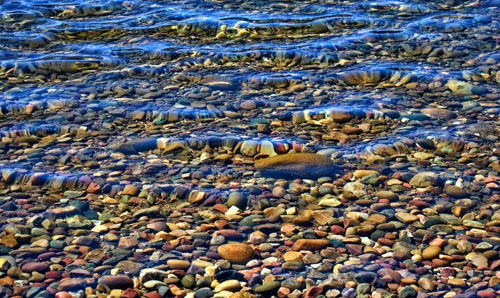Clear Water Stones - Mistyck Moon's Turmoil Of The Mind