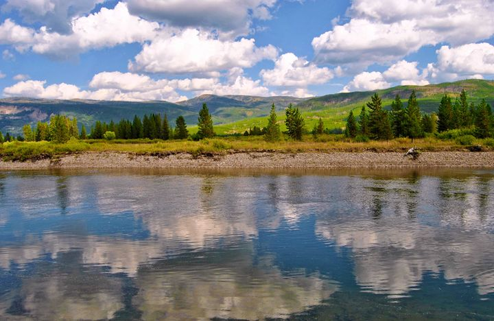 Yellowstone Landscapes - Mistyck Moon Creations Gallery